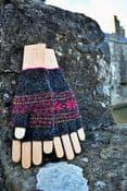 Starn Fingerless Gloves - Nicole Estelle Designs